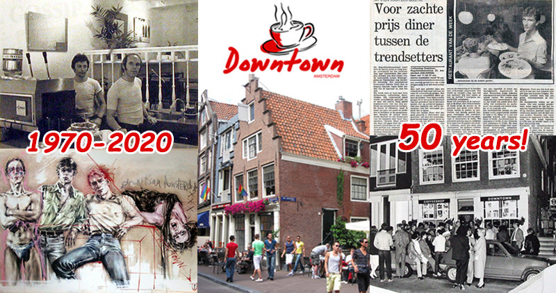 50 jaar Downtown