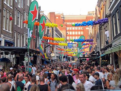 Gay Straat Amsterdam