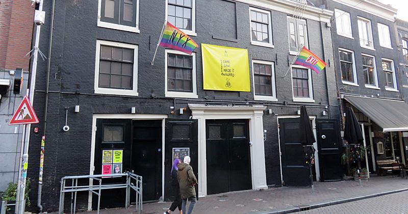 Club NYX @ Reguliersdwarsstraat