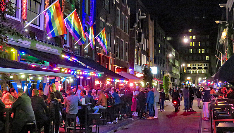 gay Amsterdam clubs, saunas and hotels - Gay travel guide 2017