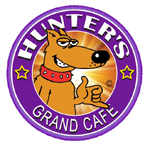 Logo van Hunter's Grand Café