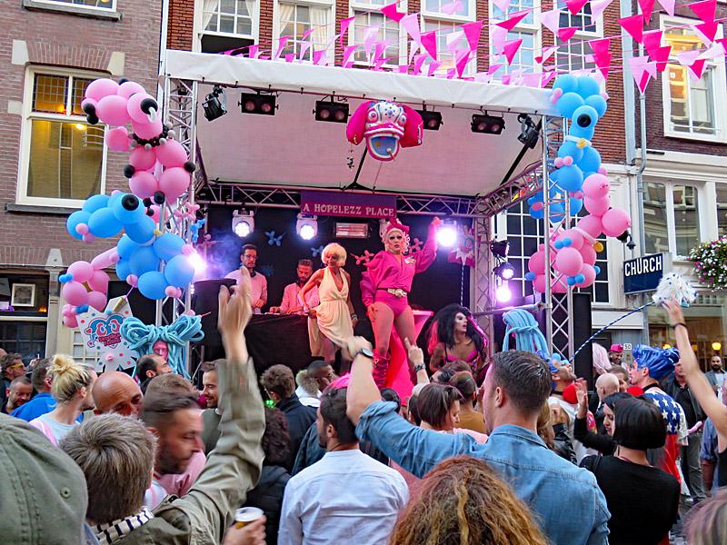 StreetHeart Festival in de Kerkstraat